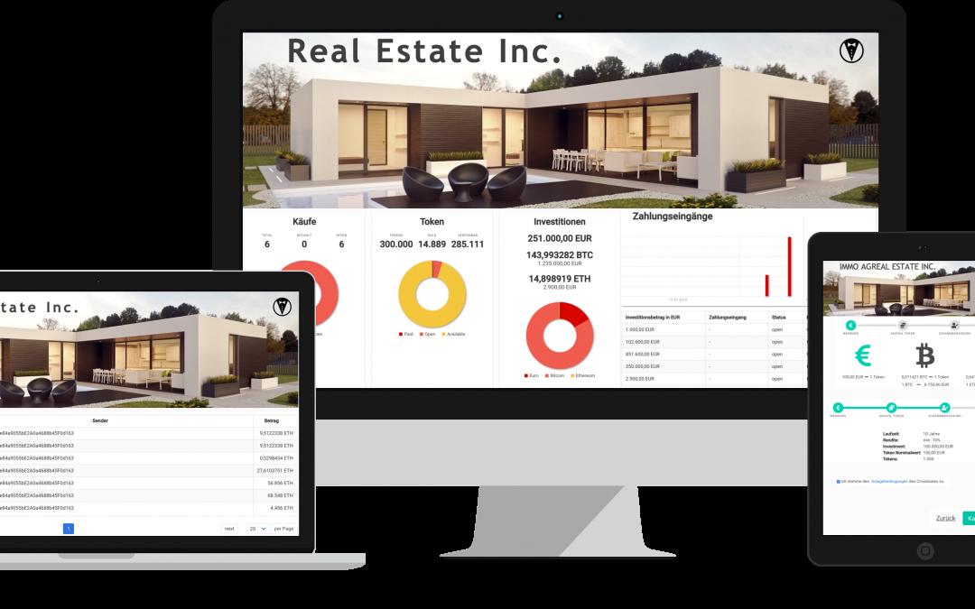 BlockchainUA: FMA-compliance in Real Estate